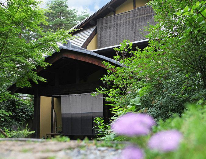 Relax & Unwind in Hotaka Onsen