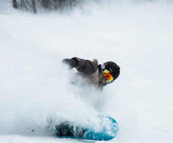长野滑雪场之间的接送服务