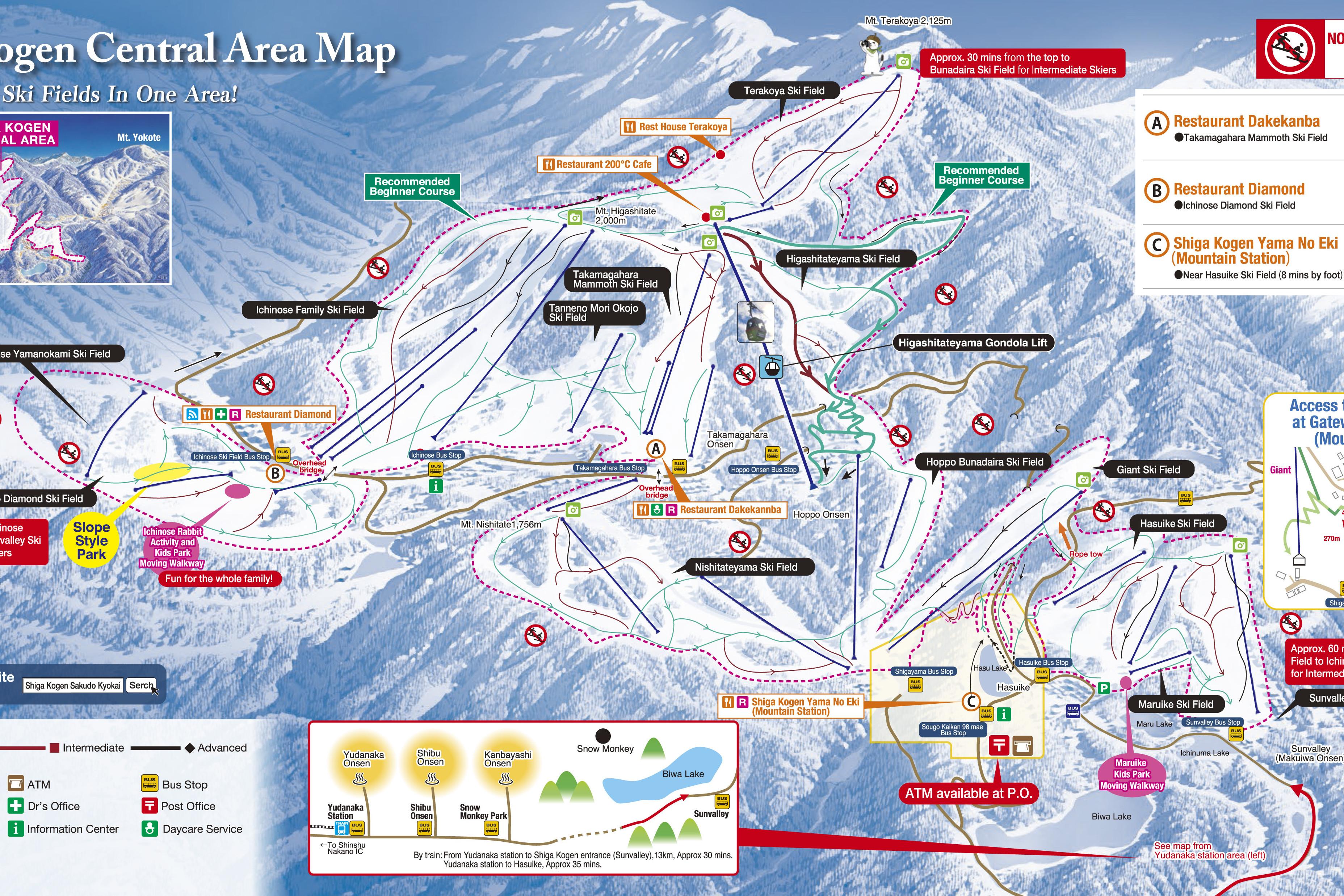 (EN) Central Area General Information