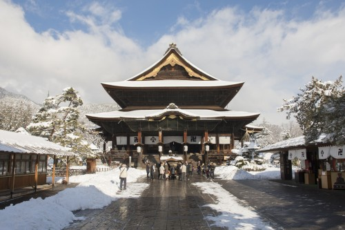 Explore One of Japan's Oldest & Most Important Buddhist Temples