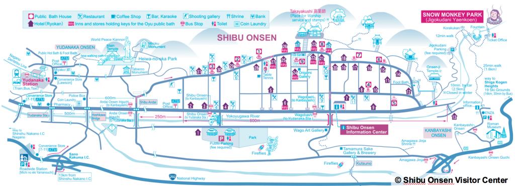 shibu map