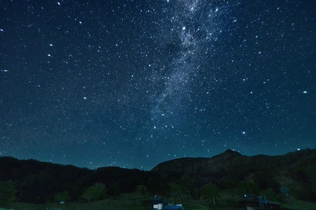 天の川-山田牧場