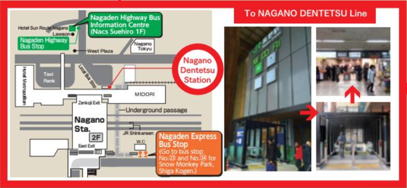 How to get to Nagaden