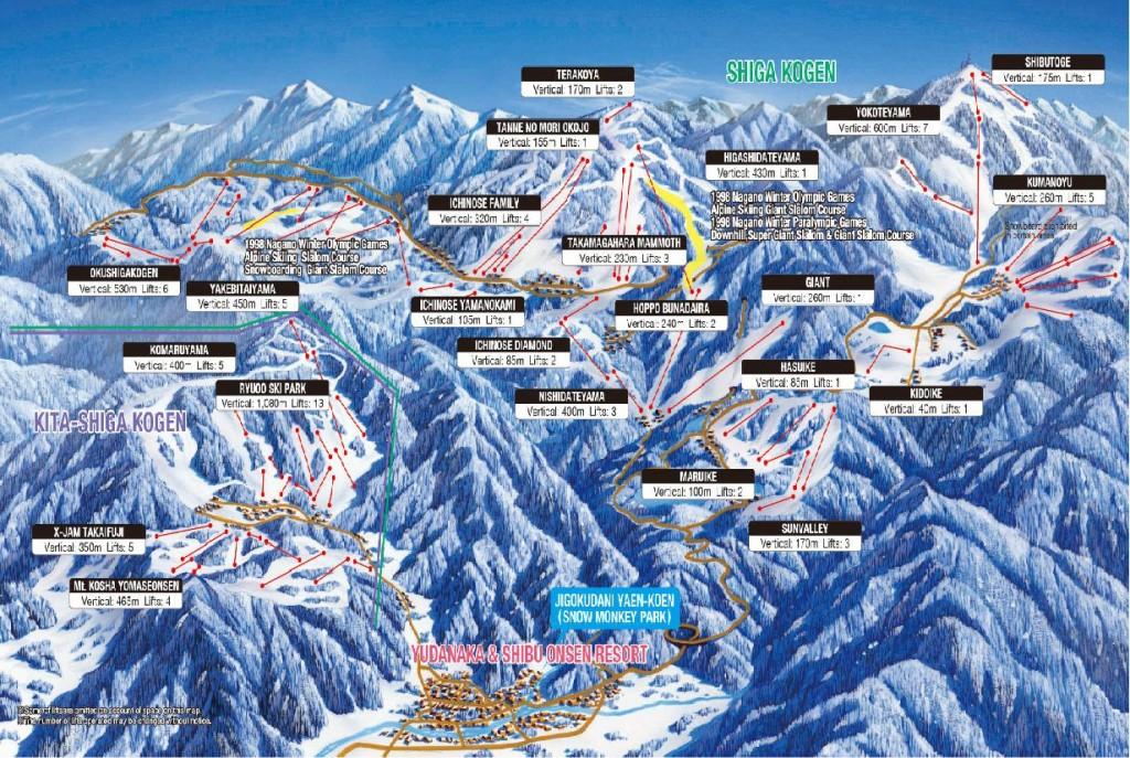 shiga-kogen-map