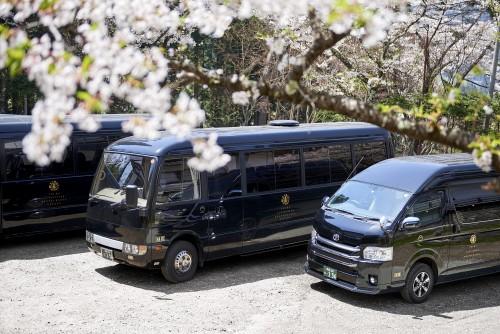 (EN) Free winter shuttle service from Shiga Kogen and Kanbayashi Onsen
