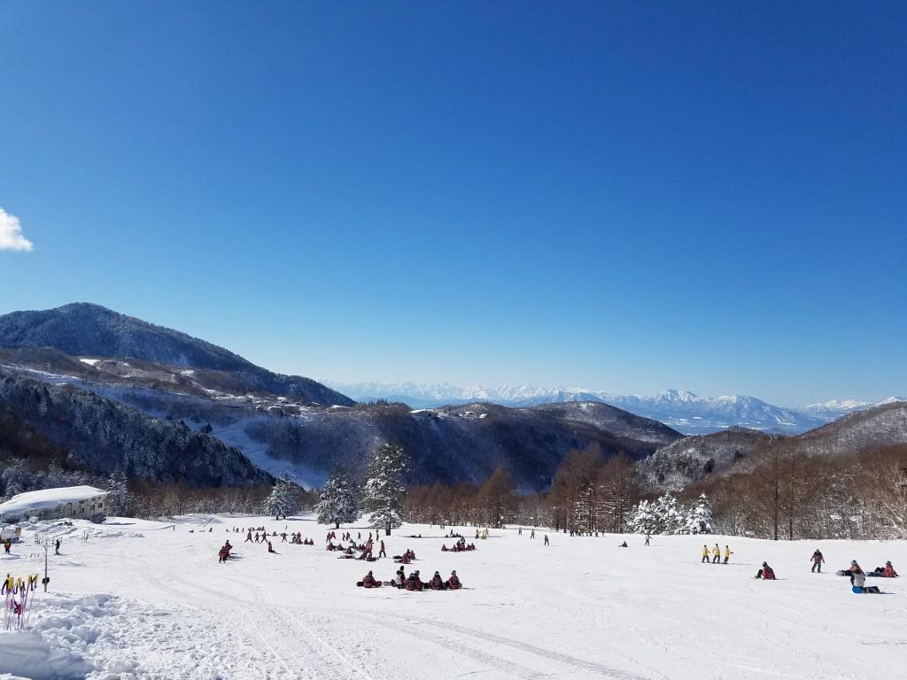 発哺ブナ平スキー場 (3)