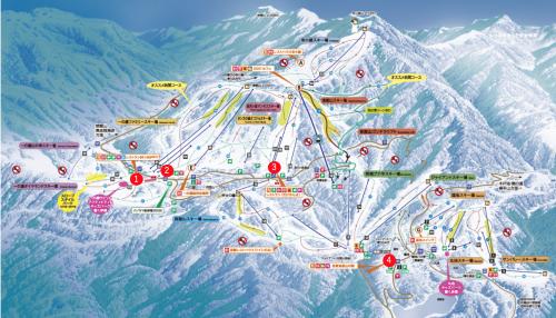 central area ski rental