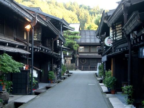 Explore Takayama's Old Town
