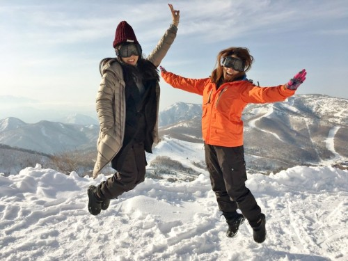 Snow Monkeys & Snow Fun in Shiga Kogen
