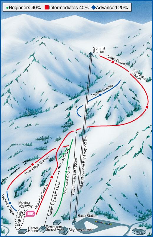 pilata tateshina map