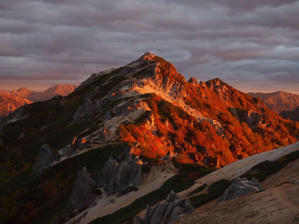 japan alps azumino
