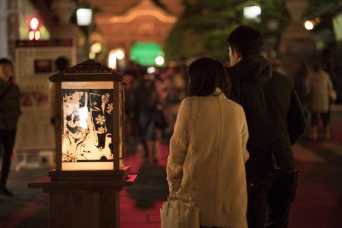 長野燈明祭:長野的奧運遺產永垂不朽