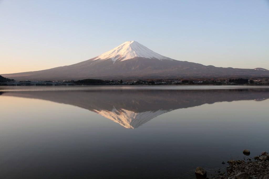 富士山和箱根