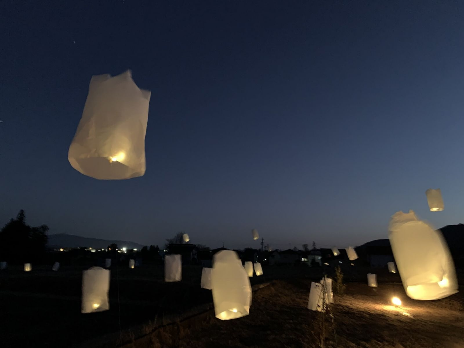 azumino-lantern
