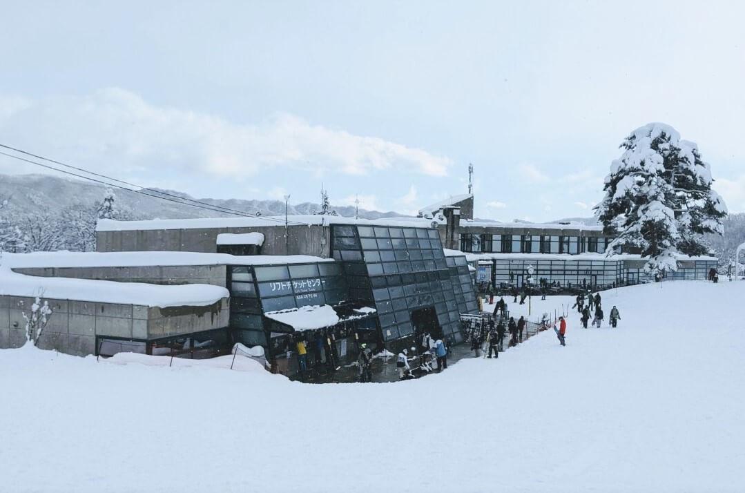 Hakuba Goryu Snow Resort
