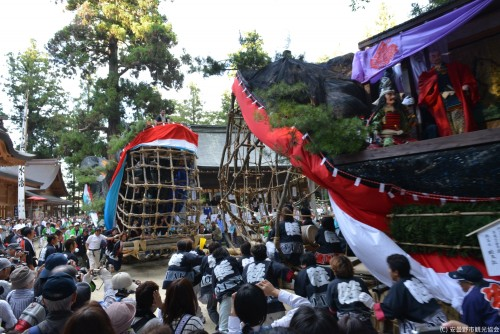 Snow Monkeys & Local O-Fune Festival