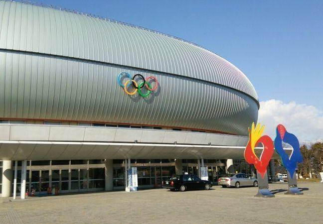 Olympic Venues in Nagano City