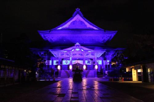 Zenkoji Temple