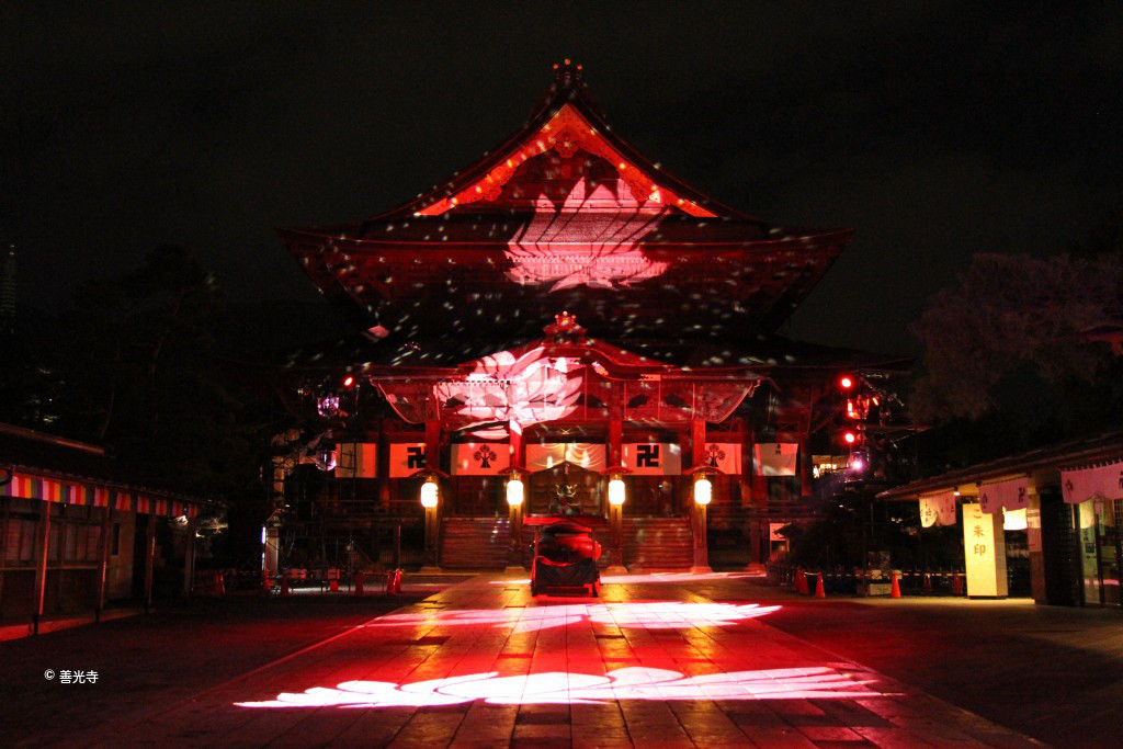 zenkoji-temple-illumination
