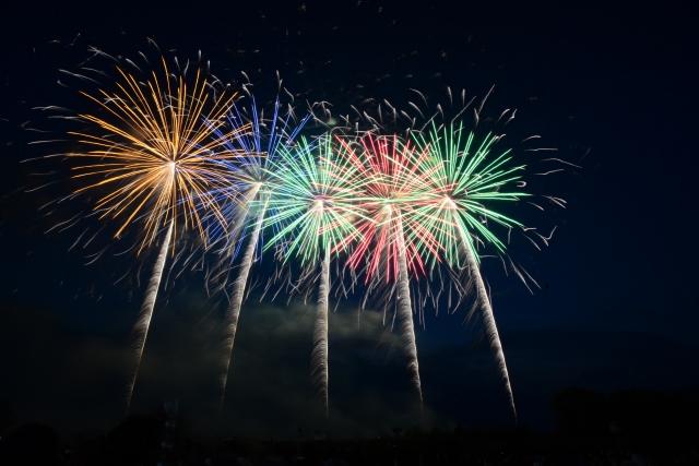Azumino Fireworks