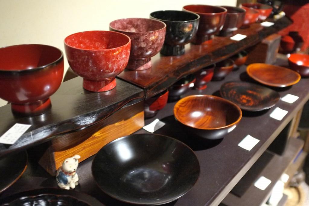 kiso lacquerware