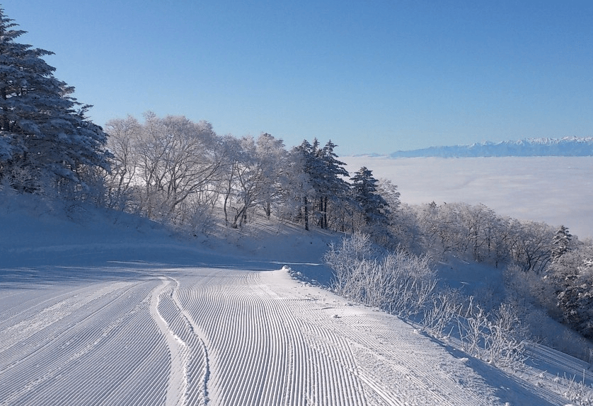 Togakushi Ski Resort