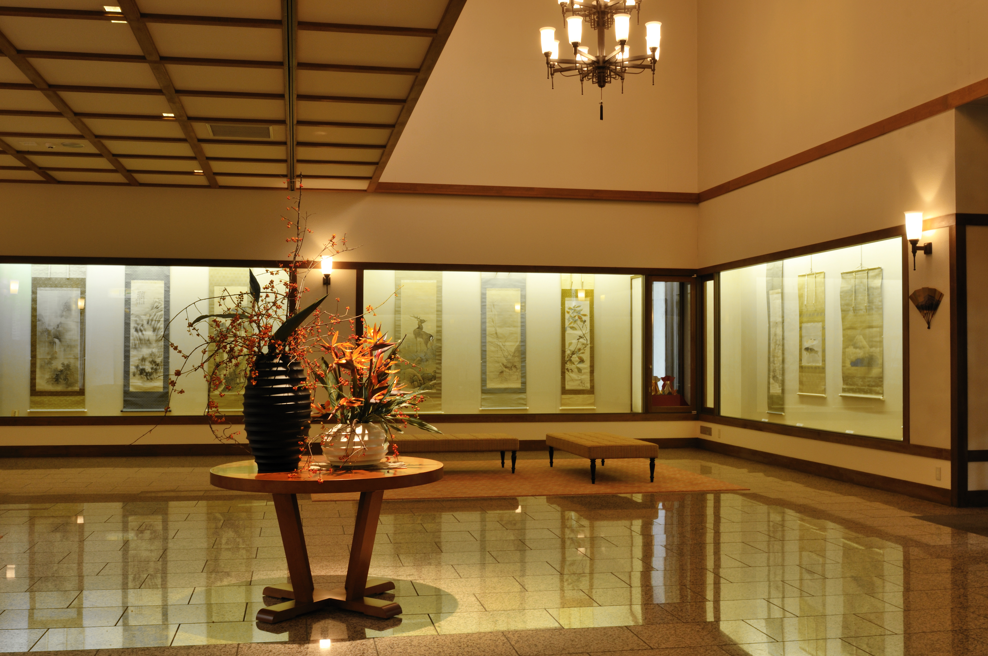 Senjukaku is a favoured hotel for the Japanese Royal Family