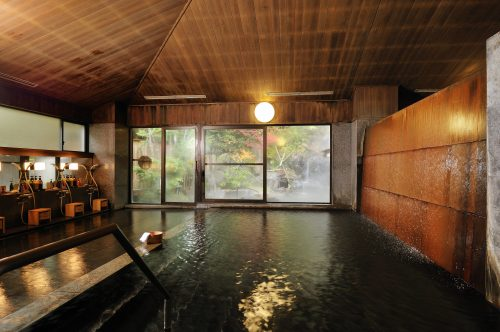 Relax & Indulge in a Natural Hot Spring