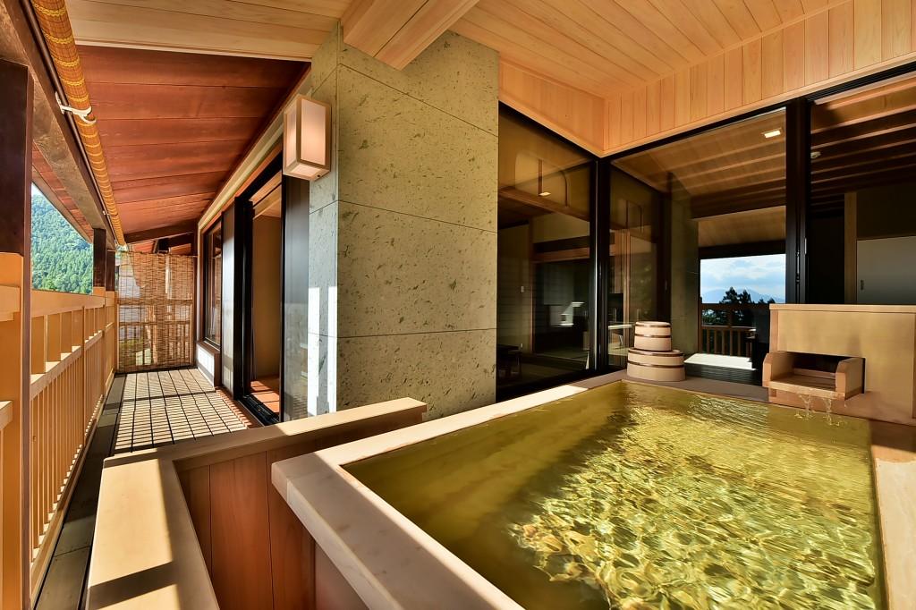 仙壽閣様露天風呂付客室 (11) senjukaku room with private outdoor onsen