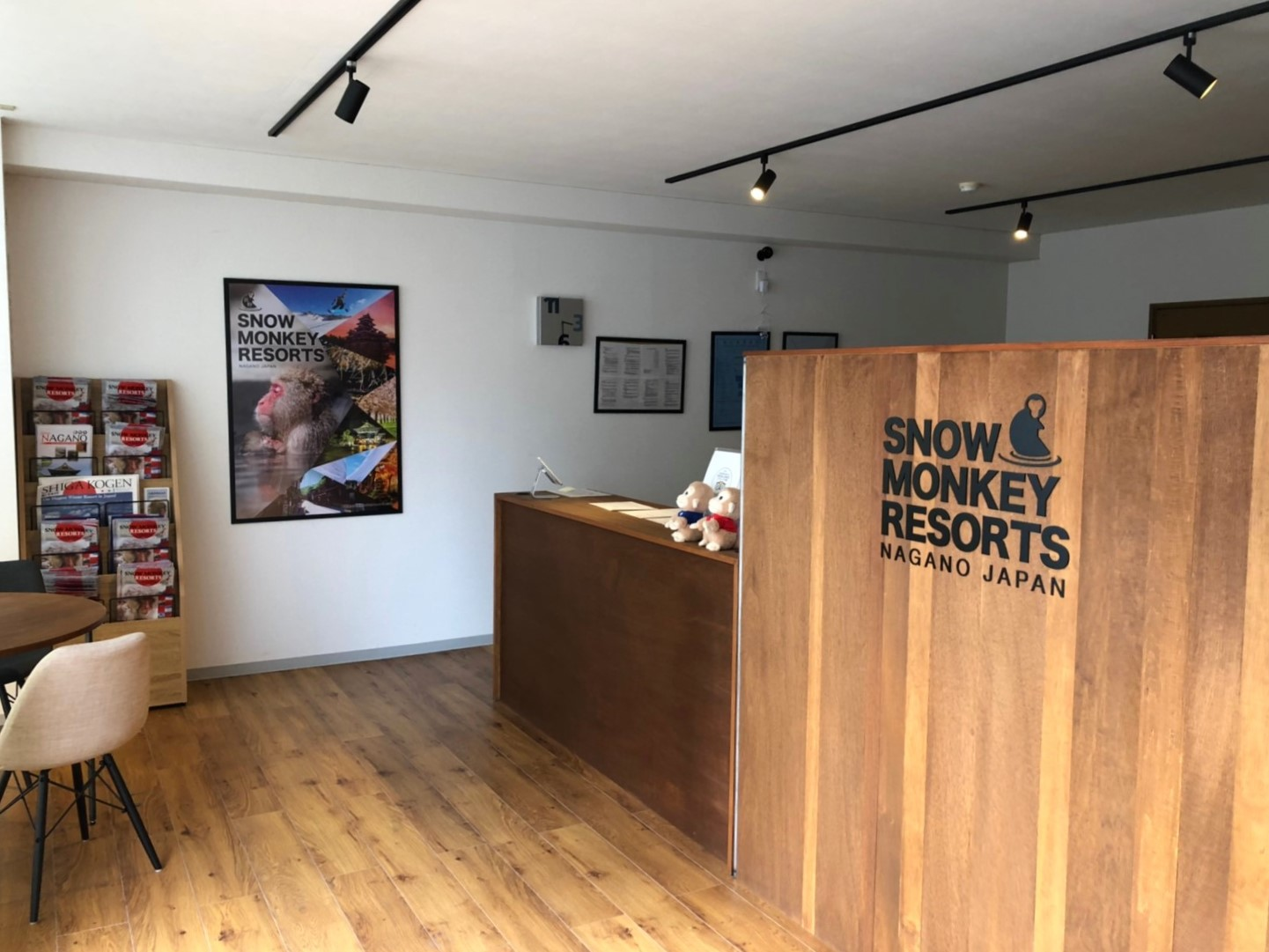 Snow Monkey Resorts Tour Desk