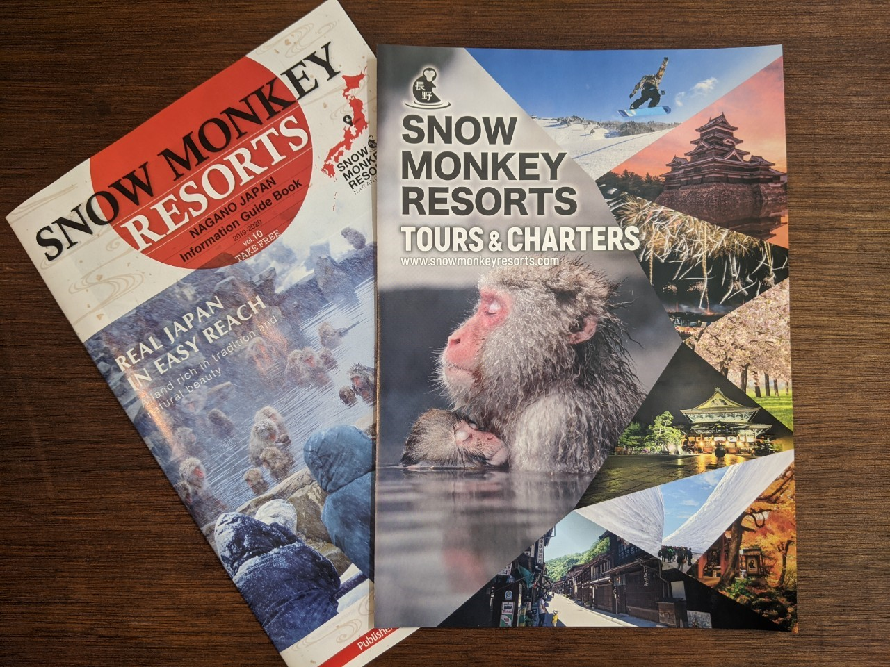 Snow Monkey Resorts旅遊諮詢台