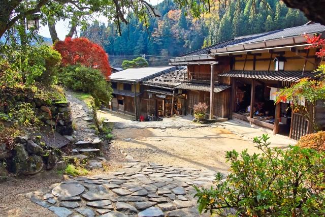 Tsumago Nakasendo