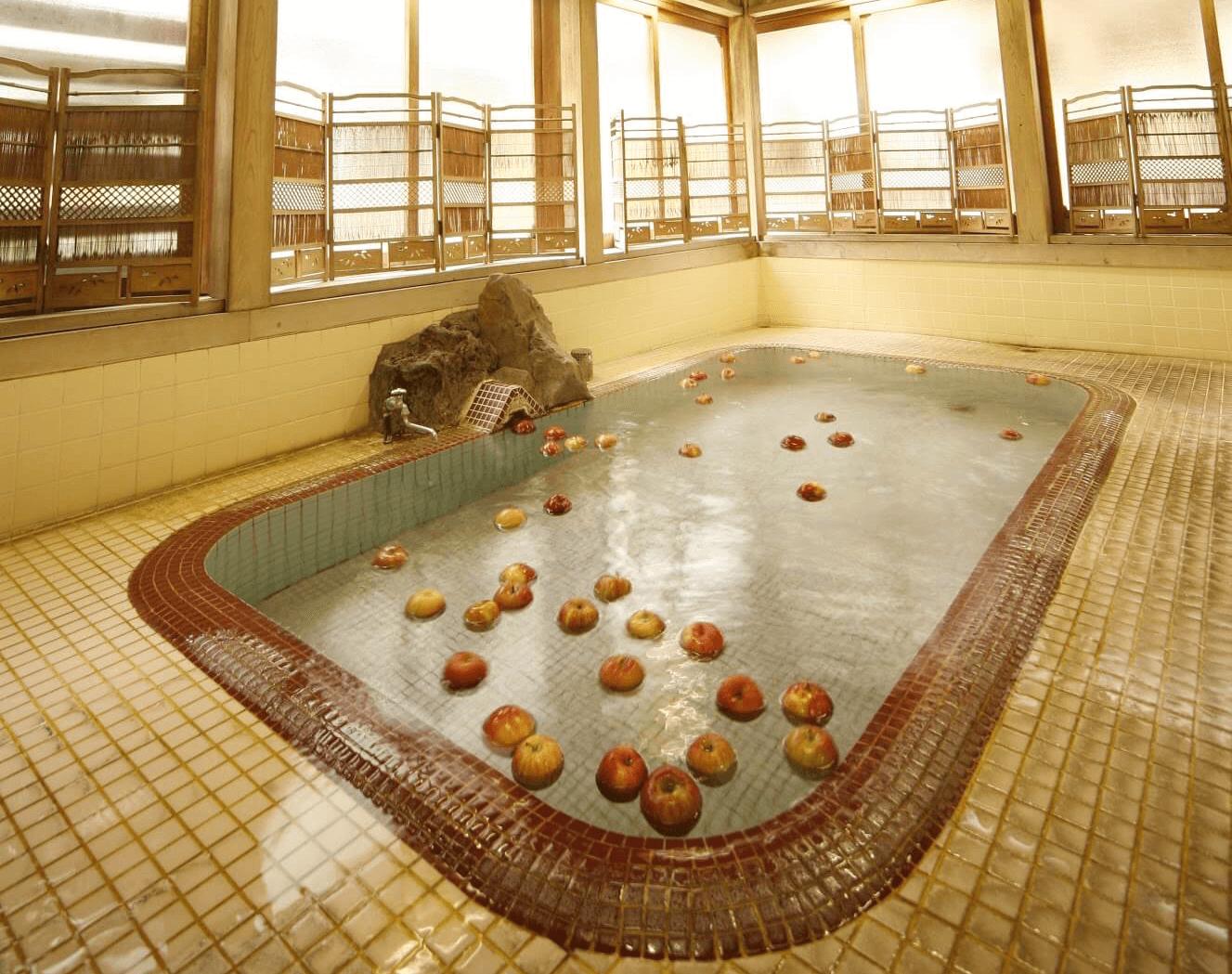 汤田中温泉清风荘