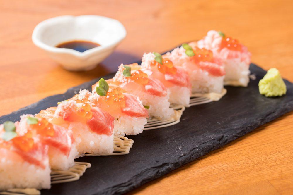 (EN) Hako sushi