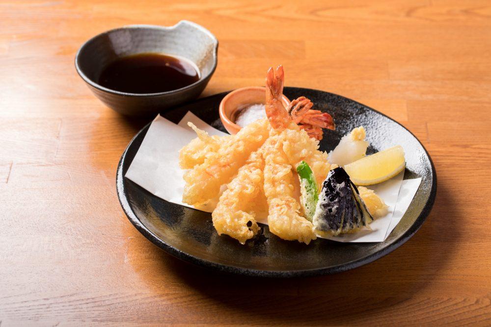 (EN) Shrimp Tempura