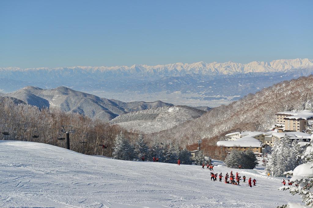 志贺高原的冬天