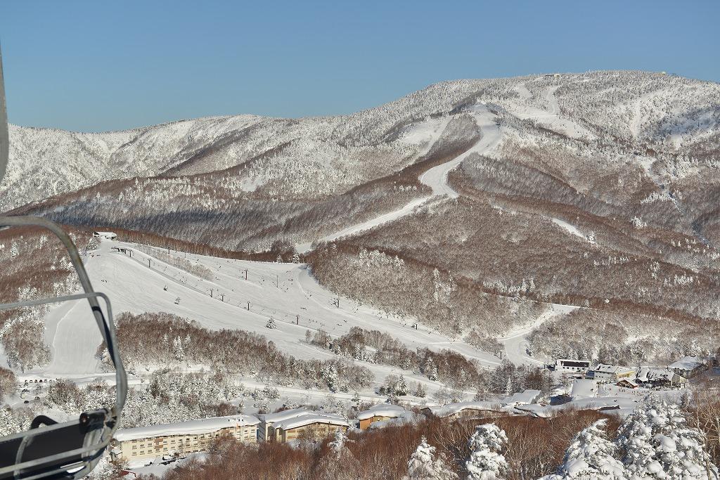 Shiga Kogen Ski Resort - Central Area