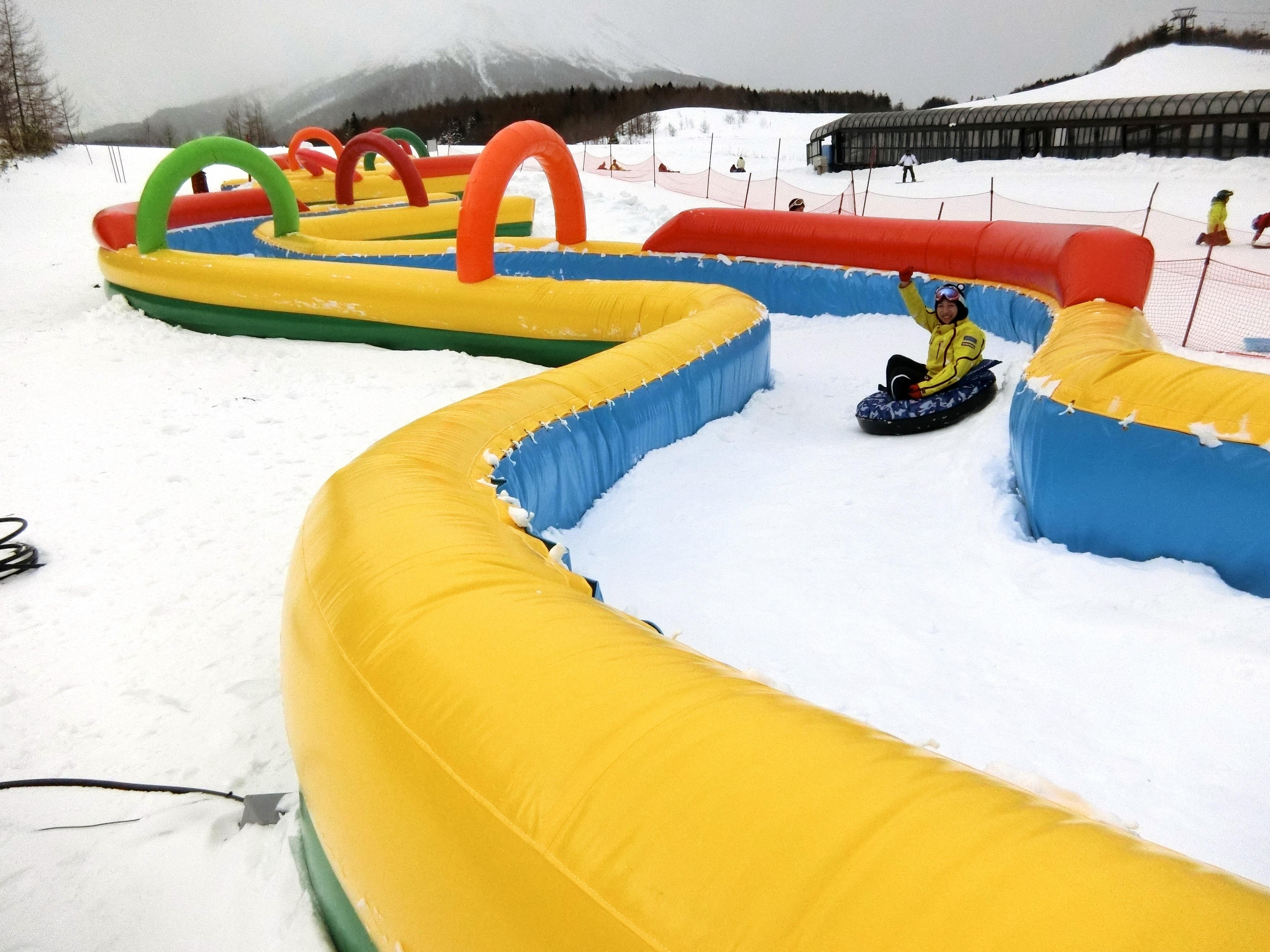 提供立山的私人雪趣游之旅