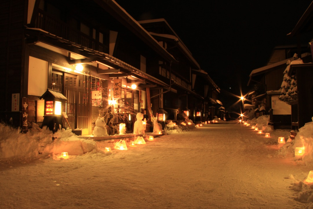 Ice Candle Festival