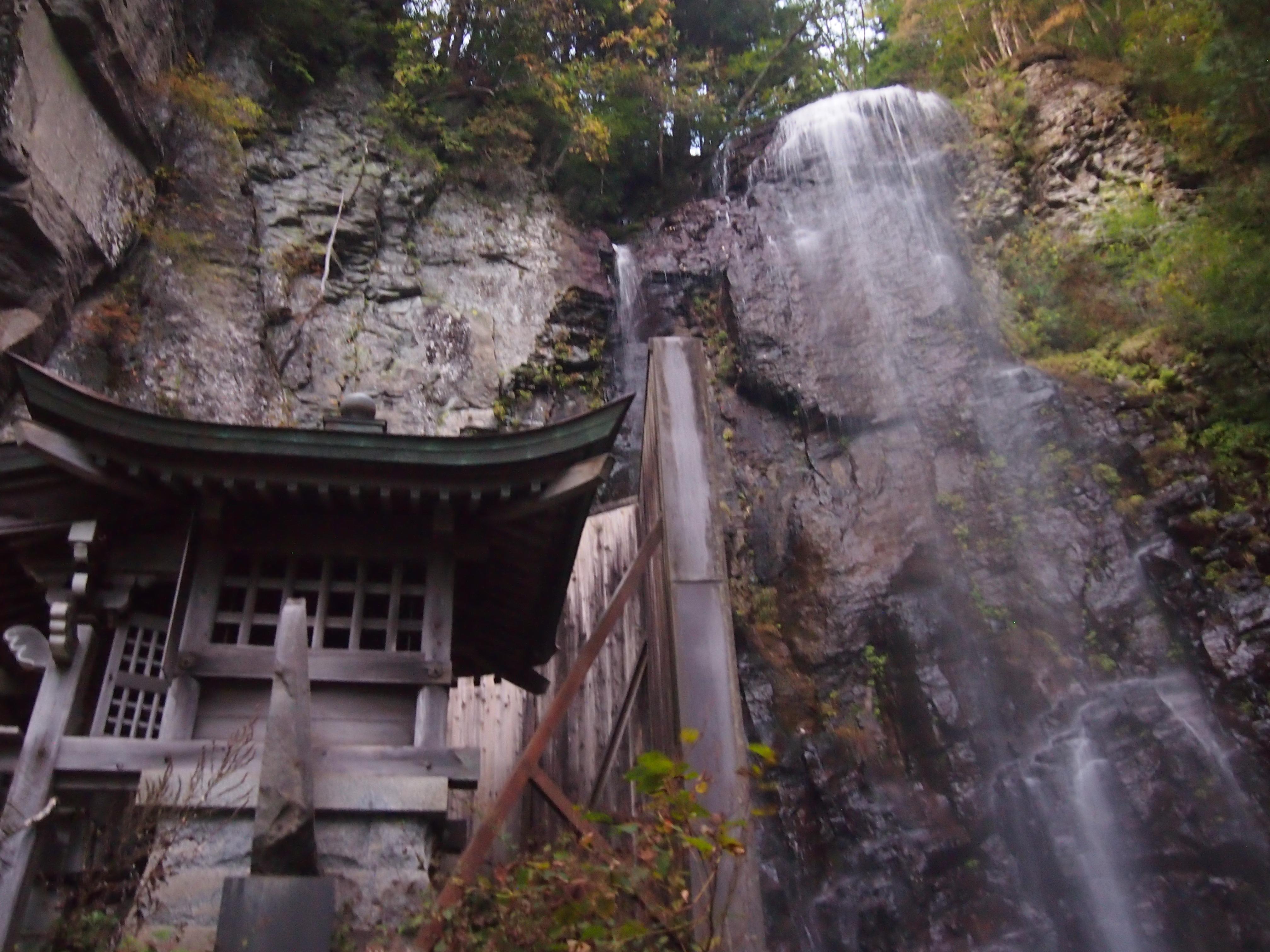 清滝 / 新滝瀑布