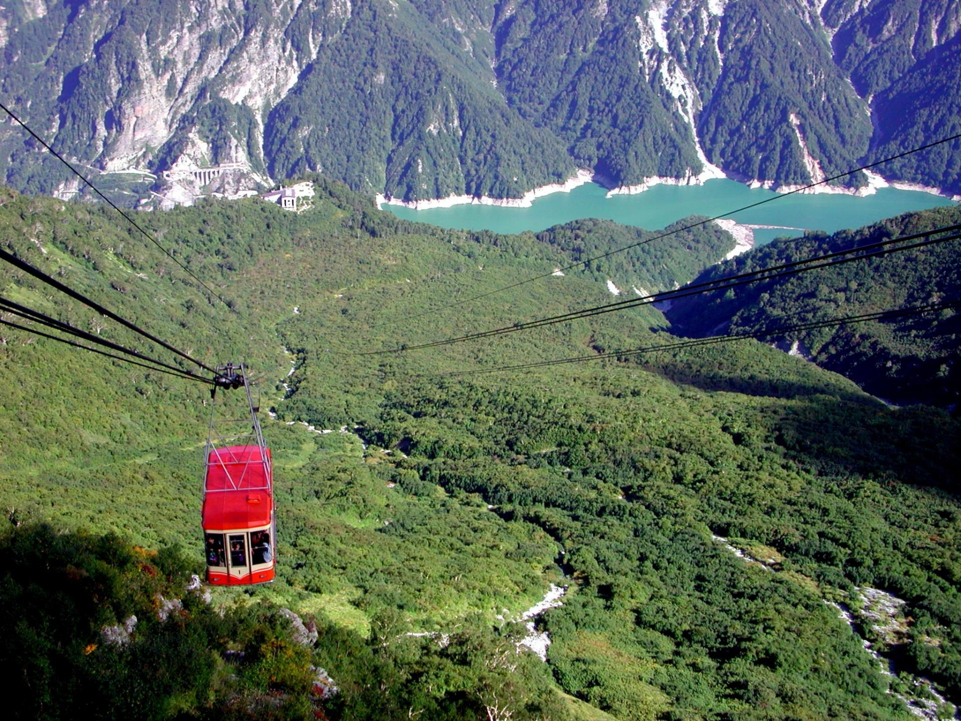 (EN) Tateyama-Kurobe Alpine Route