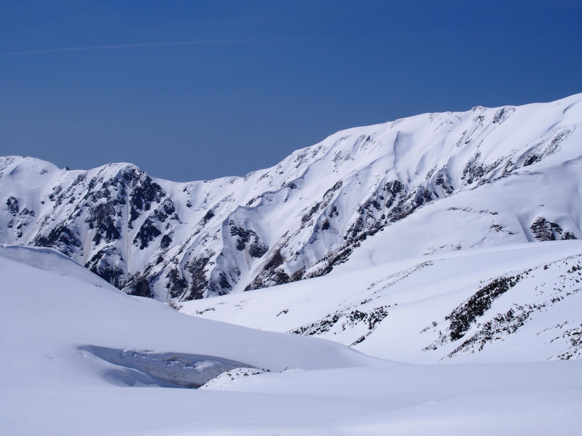 立山-黑部高山路线
