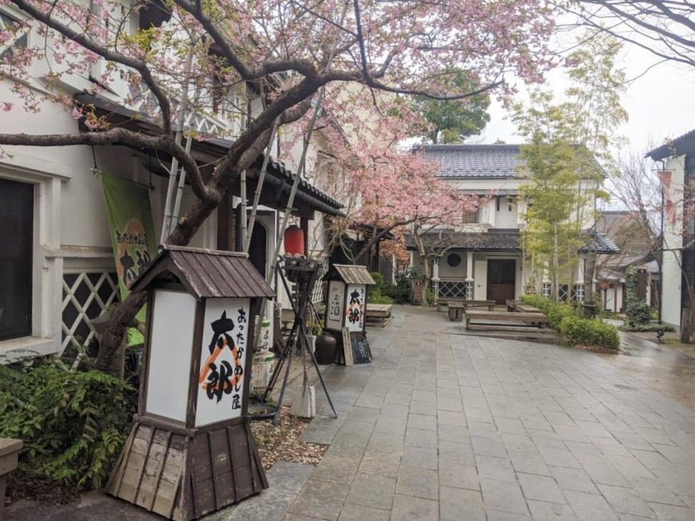 How to get to the  Zenko-ji Monzen Precinct