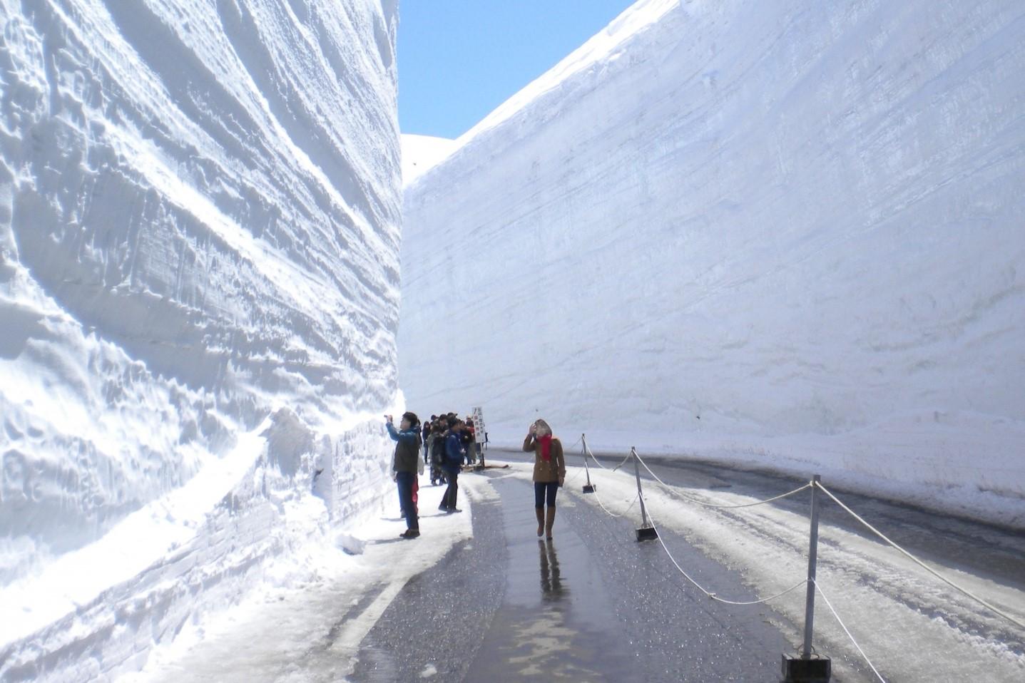 Tateyama-Kurobe Alpine Route
