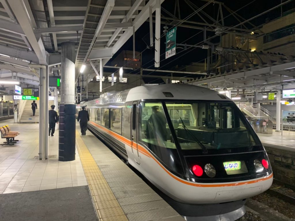 shinano-train