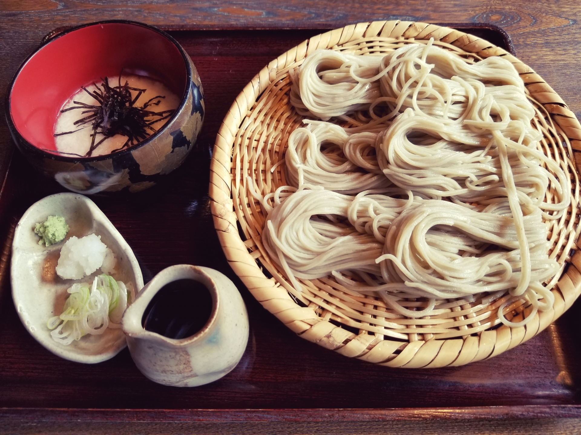 Try Togakushi's Renowned Soba