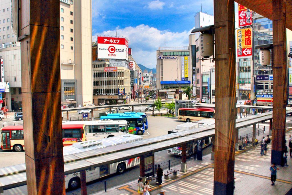 如何前往長野市