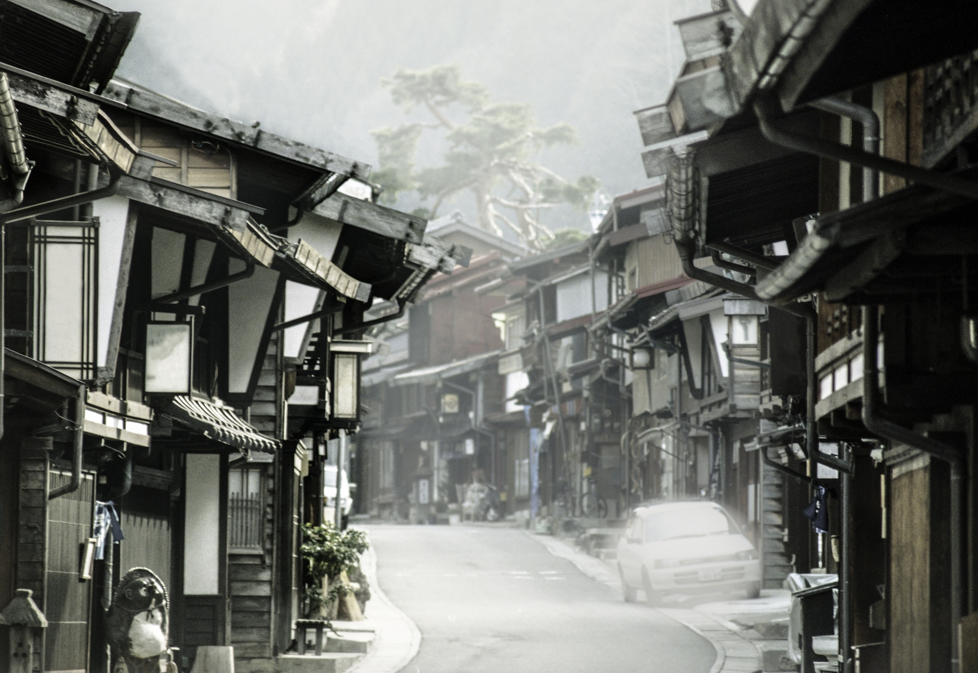 Historic Post Towns of the Nakasendo