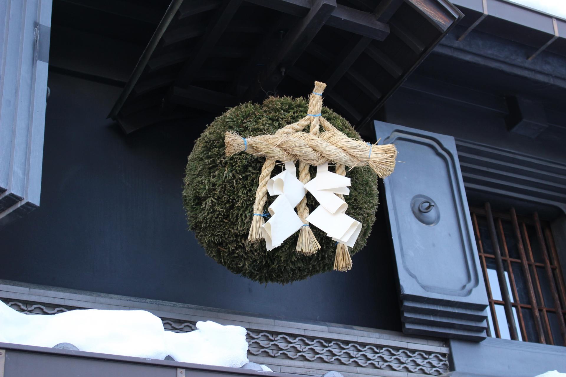 在長野享受清酒