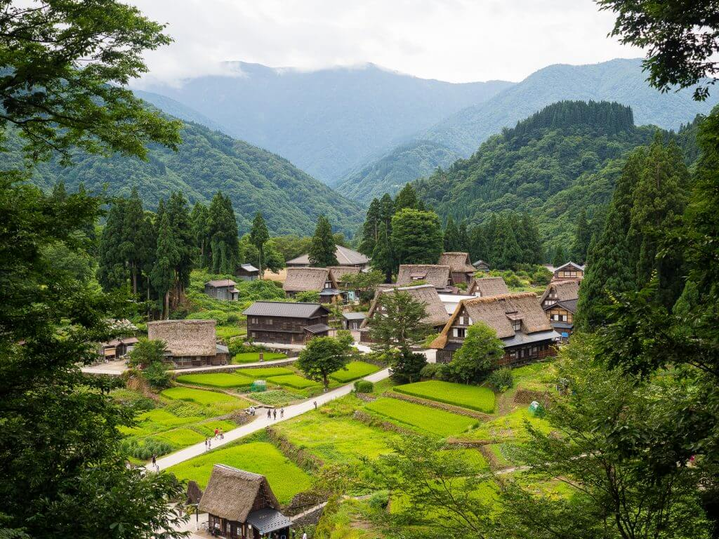 shirakawago-gokayama